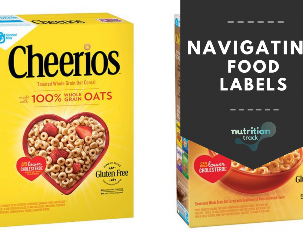 Navigating Food Labels